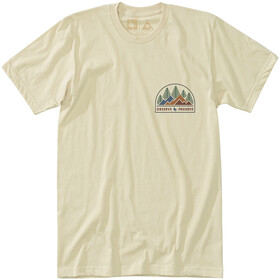 Hippy Tree Observation Camiseta Hombre, natural